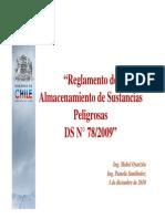 D.S 78 ALMACENAMIENTO SUSUTANCIAS PELIGROSAS.pdf