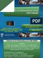 Didáctica de las Matemáticas ENP-UNAM