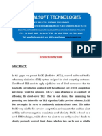 IEEE 2014 DOTNET NETWORKING PROJECT PACK Prediction-Based Cloud Bandwidth and Cost Reduction System