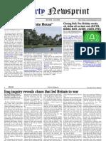 Liberty Newsprint Dec-23-09 Edition