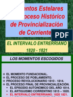 6. 2014.20.08. Proceso Final. Intervalo Entrerriano 1820 - 1821.ppt