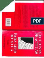 LECCIONES PRACTICAS PARA LEER MUSICA.pdf