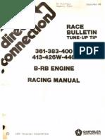 B,RB ENGINE