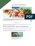 Medicina Ortomolecular - Ciência ou Charlatanismo_.pdf