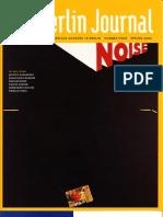 Berlin Journal 04