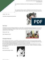 Greenroom Schedual Web