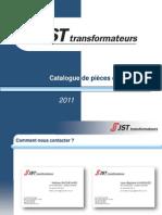 JST Transformer Catalogue