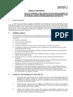 Detailed TOR for Sum e Elahi Consultancy