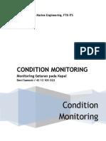 Monitoring Getaran Kapal