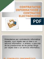 CONTRATOS INFORMATICOS y CONTRATOS ELECTRÓNICOS.pptx