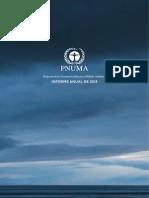 UNEP 2013 Annual Report  (Spanish)