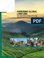 Assessing global land use