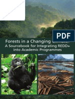 Forests in a changing climate