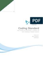 Open Biz Coding Standard