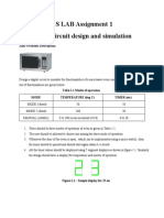 Digital Systems lab Ass1