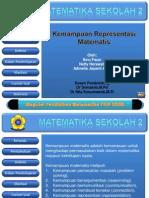 Kemampuan Representasi Matematis