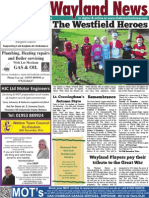 The Wayland News November 2014