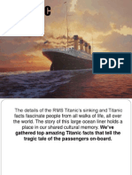 Titanic Facts - Copy