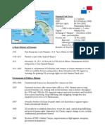 Panama Factsheet