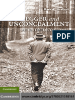 Heidegger and Unconcealment