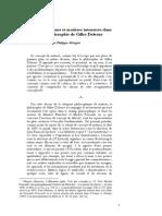 Dehors, chaos et matières intensives dans la philosophie de Gilles Deleuze - Mengue, Philippe.pdf