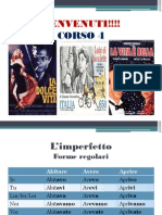 l'Imperfetto Corso 4 Calusac