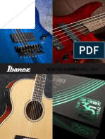 Ibanez Catalogue