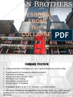 Lessons From Collapse - Lehman Brothers (Eco)