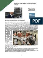 Berliner Nachrichten & Neues aus Hamburg - Oktober 2014