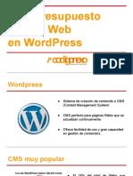 Pide presupuesto para tu Web en WordPress.pdf