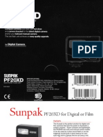 PF20XD for Digital or Film
