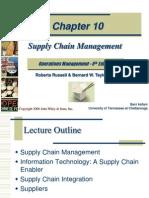 SCM Manual
