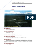 Schimbari Climatice 37.Experimente Esuate de Control Climatic