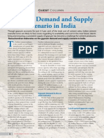 Gypsum Demand and Supply - by Rama.pdf