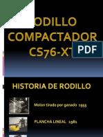 Rodillo Compactador CS76-XT.pptx