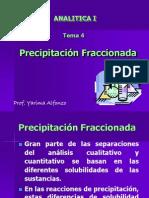 Precipitacion fraccionada.ppsx