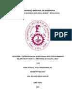 Geologia y categorizacion de recursos mineros_Joel Rolando Mejia.pdf
