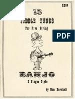 15 Fiddle Tunes