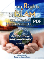 Human Rights in Islam & Common Misconceptio