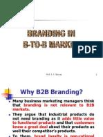 BraBrandingnding for b2b [p]