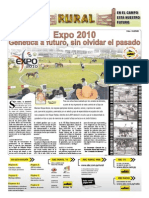 RURAL Revista de ACB Color - 14 JULIO 2010 - PARAGUAY - PORTALGUARANI