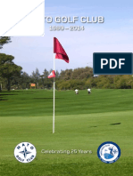 25 years - nato golf club
