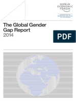 The Global Gender Gap Report 2014