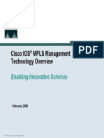 MPLS Management Technology Overview
