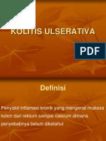 KOLITIS ULSERATIVA