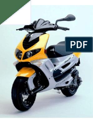 Peugeot Speedfight 1 /& 2 LC  Kick Start Main Gear Shaft Circlip