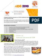 Vienna YouthForce Newsletter 1 Español