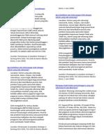 Apa Perbedaan UU SJSN Dengan Perundangan Badan Penyelenggara Yang Ada