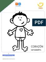 partes del cuerpo para colorear.pdf
