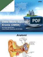 Otitis Media Supuratif Kronis- bst sore.pptx
